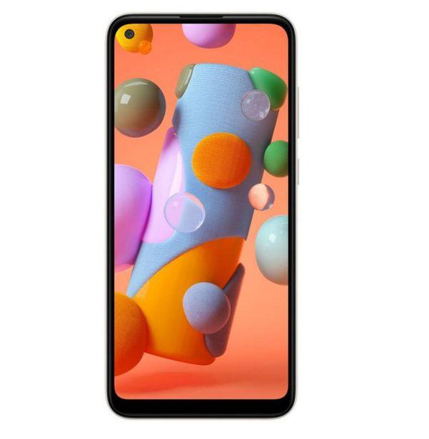 Oferta de Samsung Galaxy A11 64GB Telcel - Blanco por $2699
