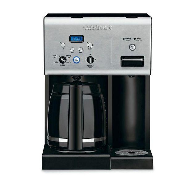 Oferta de Cafetera de Goteo Cuisinart CHW-12 12 Tazas Acero por $2397