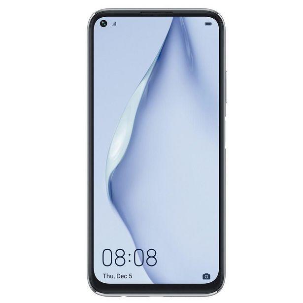 Oferta de Huawei P40 Lite 128GB Desbloqueado - Gris por $6799