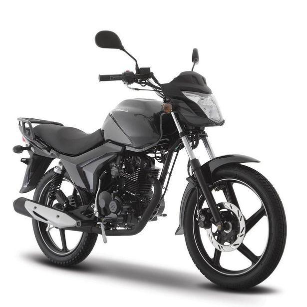 Oferta de Motocicleta de Trabajo Italika FT150 GTS Negro con Gris por $24899