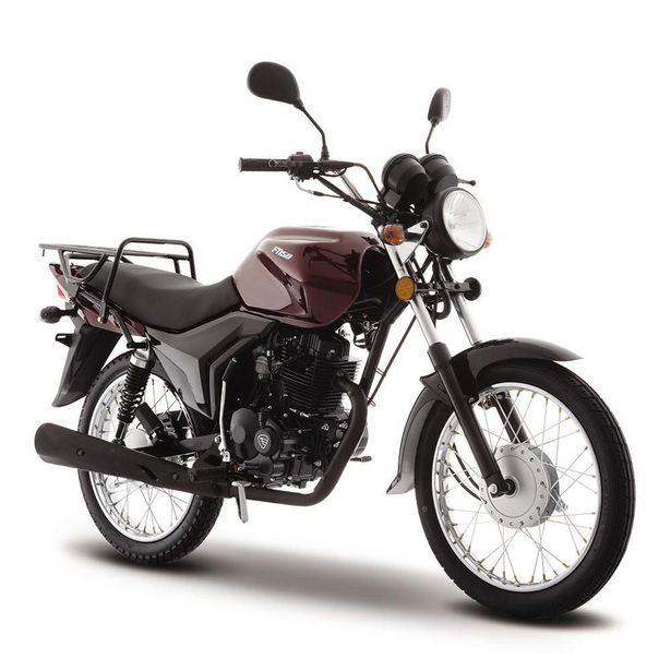 Oferta de Motocicleta de Trabajo Italika FT150 Vino por $22999