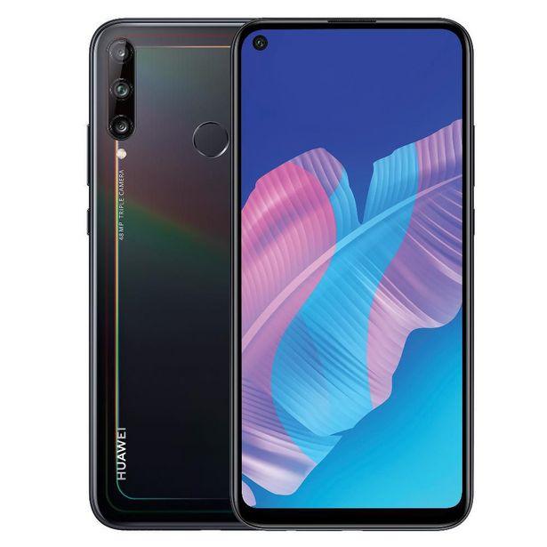 Oferta de Huawei Y7P 64GB Desbloqueado - Negro por $5499