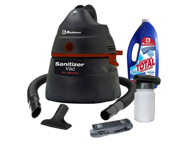 Oferta de Aspiradora WD-390S K2G Koblenz Sanitizer VAC -End- por $1699