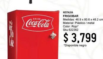 Oferta de Frigobar Nostalgia por $3799