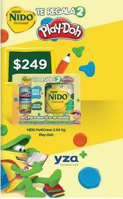 Oferta de Leche en polvo Nido por $249