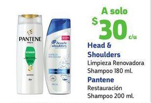Oferta de Shampoo Head & Shoulders por $30