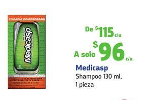 Oferta de Shampoo Medicasp por $96