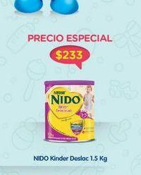 Oferta de Leche en polvo Nido por $233