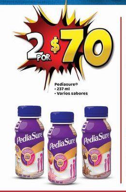 Oferta de Bebida energética Pediasure por $70