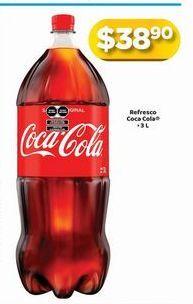 Oferta de Coca-Cola por $38.9