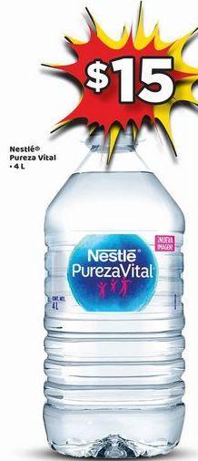 Oferta de Agua Nestlé por