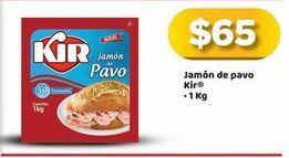 Oferta de Jamón de pavo Kir por $65