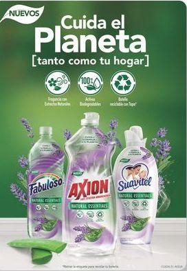 Oferta de Jabón líquido Axion por
