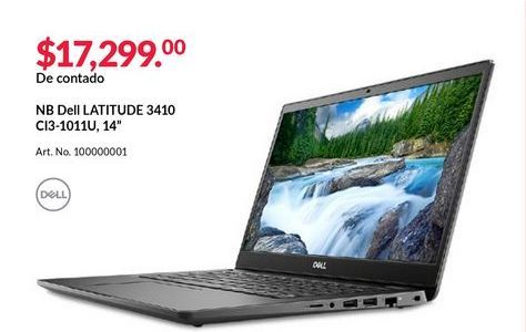 Oferta de Notebook Dell por