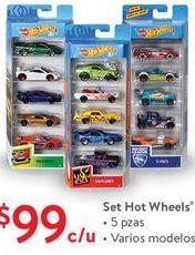 Oferta de Auto de juguete Hot Wheels por $99