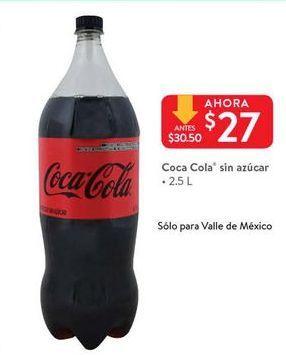 Oferta de Coca-Cola por $27