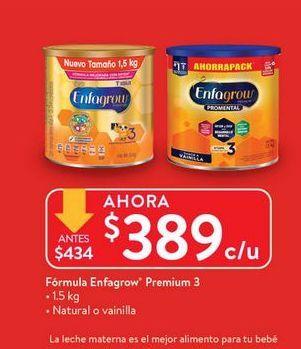 Oferta de Detergente en polvo Enfagrow por $389