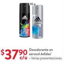 Oferta de Desodorante en aerosol Adidas por $37.9
