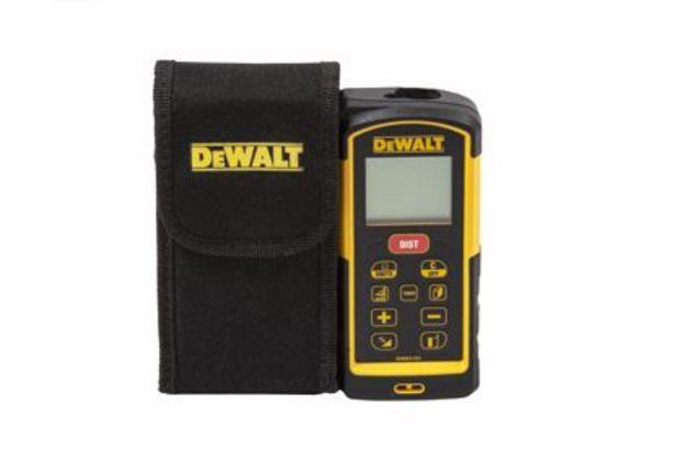 Oferta de DISTANCIOMETRO DEWALT DW03101 X por $1620