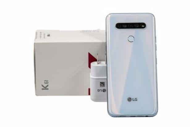 Oferta de TELEFONO LG K61 por $3326