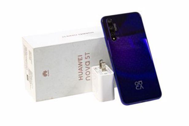 Oferta de TELEFONO MOVIL HUAWEI YAL-L21 por $4520