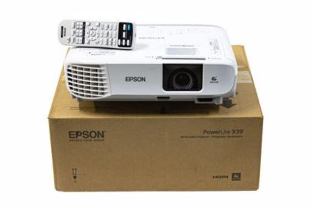 Oferta de PROYECTOR DE VIDEO EPSON por $4940