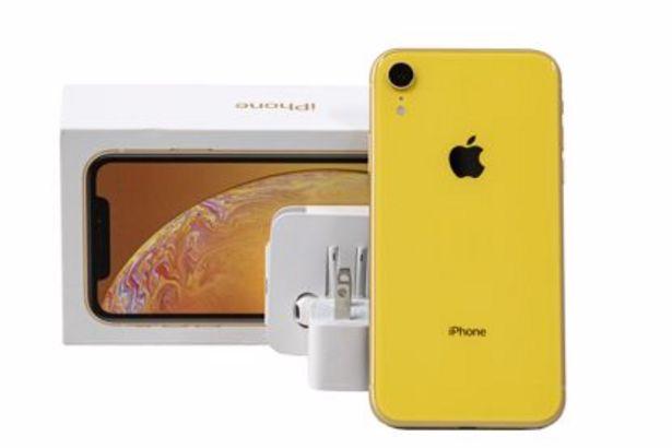 Oferta de TELEFONO APPLE IPHONE XR por $9000