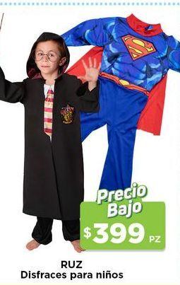 Oferta de Disfraces para niños por $399