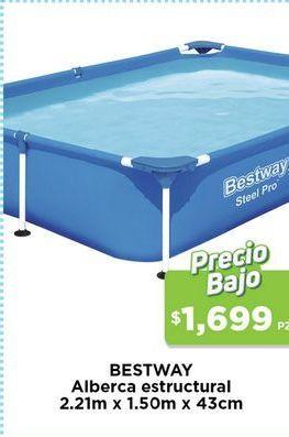 Oferta de Alberca hinchable Bestway por $1699