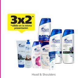 Oferta de Shampoo anticaspa Head & Shoulders por