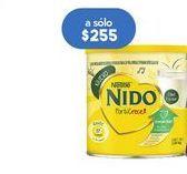 Oferta de Leche en polvo Nido forticrece 2.04 kg por