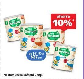 Oferta de Cereales solubles Nestum por