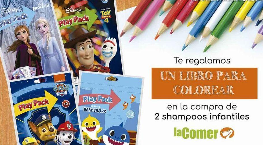Oferta de En la compra de 2 shampoos Infantiles por