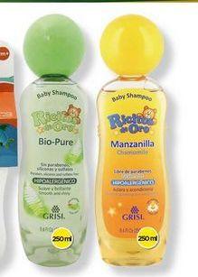 Oferta de Shampoo Ricitos de Oro por