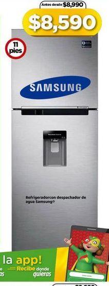 Oferta de Refrigeradores Samsung por $8590