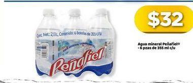 Oferta de Agua Peñafiel por $32