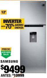 Oferta de Refrigeradores Samsung por
