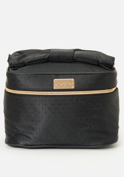 Oferta de Black Bow Cosmetic Bag por $19.99