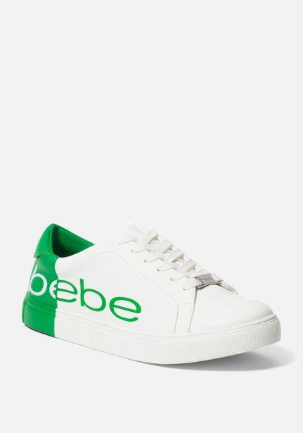 Oferta de Charley Bebe Logo Sneakers por $39.97