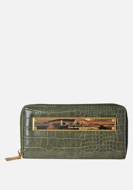 Oferta de Abigail Croco Continental Wallet por $39.99
