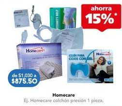 Oferta de HOME COLCHON PRESION C/1 por