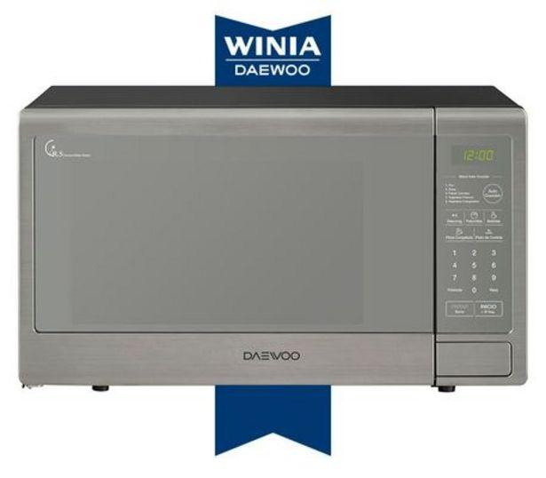 Oferta de Daewoo Horno Microondas KOR-1NGM 1.1p Cúbicos por $2199