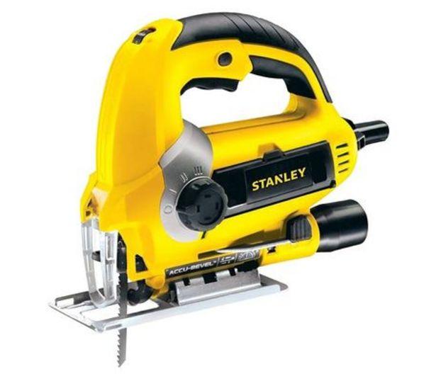 Oferta de Stanley Sierra Caladora Stsj0600K-B3 600 watts por $1329