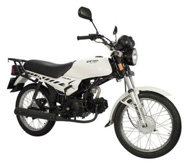 Oferta de Motocicleta Italika DT110 Blanco por $15999