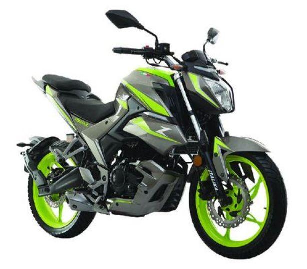 Oferta de ITALIKA MOTOCICLETA 250Z por $46999