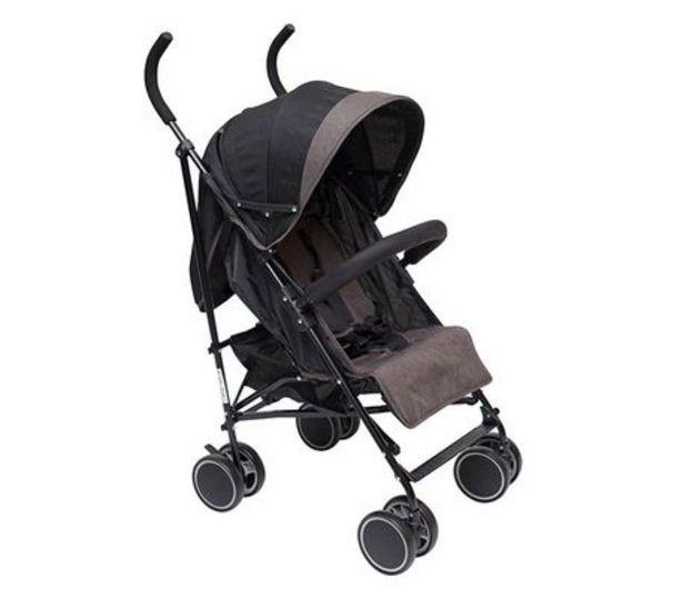 Oferta de Carriola De Baston Infanti Vento Ds101s Negro por $1599