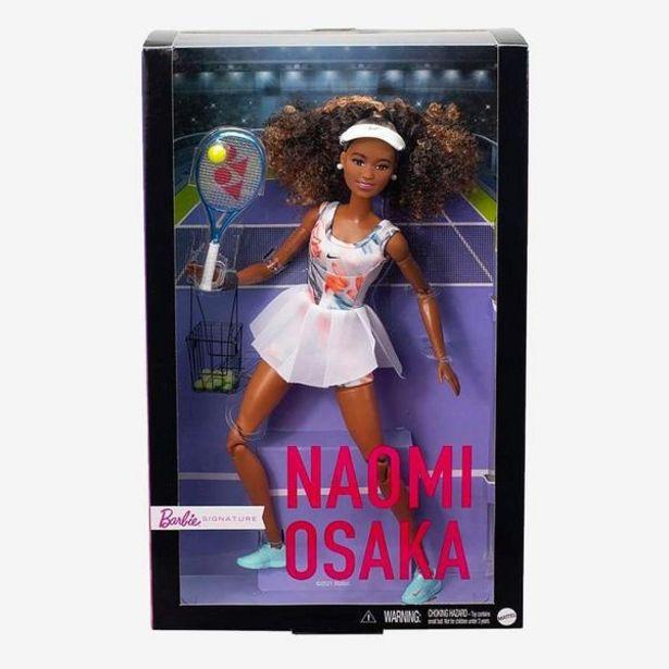 Oferta de BARBIE NAOMI OSAKA GXL17 por $799
