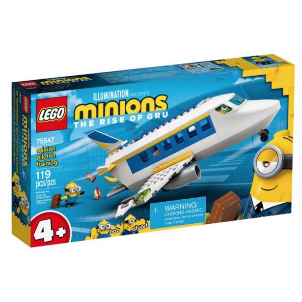 Oferta de Minion Piloto en Prácticas 75547 por $749