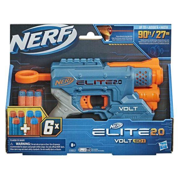 Oferta de NERF ELITE 20 VOLT SD1 E9952 por $299