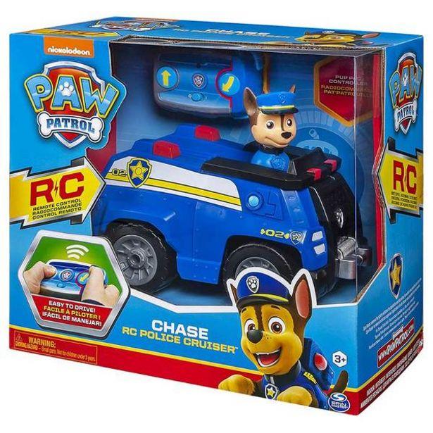 Oferta de PAW Patrol RC Radio Control Chase 6054190 por $695